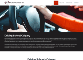 drivingschoolcalgary.net