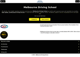 drivingschoolmelbourne.com