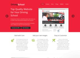 drivingschooltheme.com