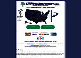 drivinguniversity.com