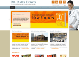 drjamesdowd.com
