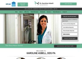 drkarolineasbell.com