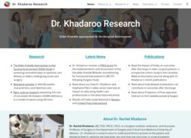 drkhadaroo.com