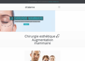 drlalanne-chirurgieesthetique.com