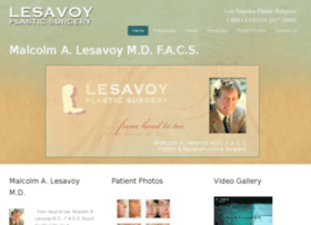 drlesavoy.com