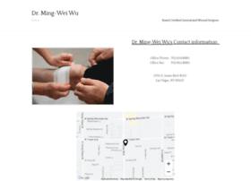 drmingweiwu.com