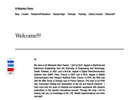 drmoazzam.com