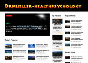 drmueller-healthpsychology.com