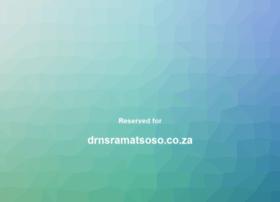 drnsramatsoso.co.za