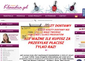 drogeriaklaudia.pl