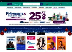drogueriascafam.com.co