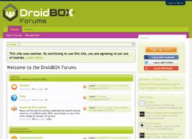 droidboxforums.com