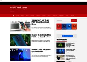 droiddosh.com