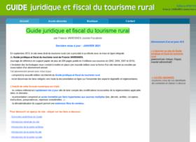 droit-du-tourisme-rural.com