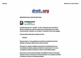 droit.org