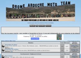 drome-ardeche-moto.forumsactifs.com