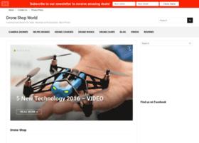 droneshopworld.com