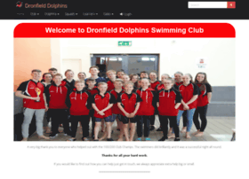 dronfield-dolphins.co.uk
