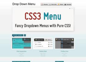drop-down-menu.com