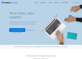 dropboxforbusiness.com
