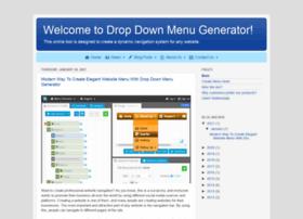dropdownmenugenerator.blogspot.com