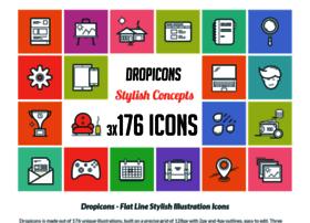 dropicons.com