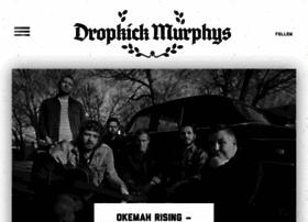 dropkickmurphys.com