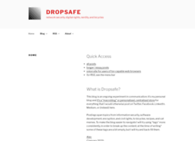 dropsafe.crypticide.com