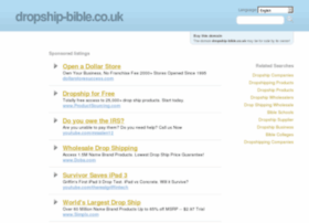 dropship-bible.co.uk