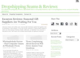 dropshipcomplaints.com