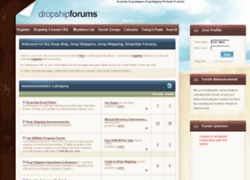 dropshipforums.com