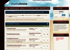 dropshipforums.com