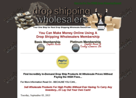 dropshippingwholesalers.com