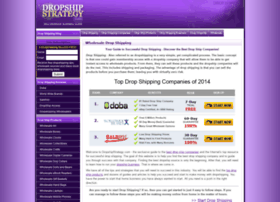 dropshipstrategy.com