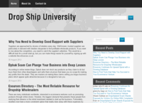 dropshipuniversity.com