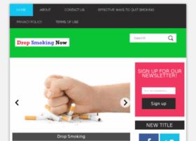 dropsmokingnow.com