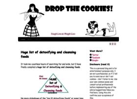 dropthecookies.com