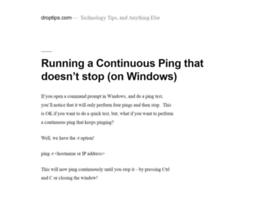 droptips.com
