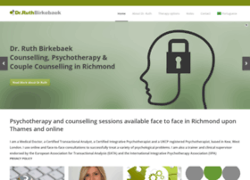 drruthbirkebaek.com