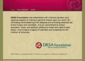 drsafoundation.org