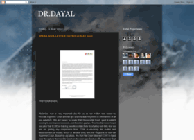 drsdayal.blogspot.com