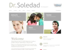 drsoledad.com