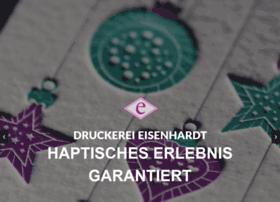 druckerei-eisenhardt.de