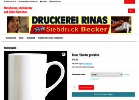 druckerei-rinas.de