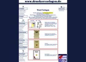 druckervorlagen.de