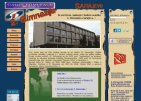 druga-gimnazija-sarajevo.de