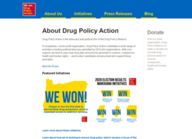 drugpolicyaction.org
