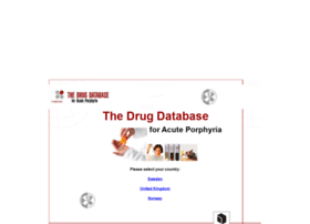 drugs-porphyria.org