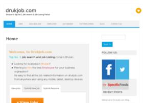 drukjob.com