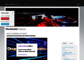 drumandbassworldwide.co.uk